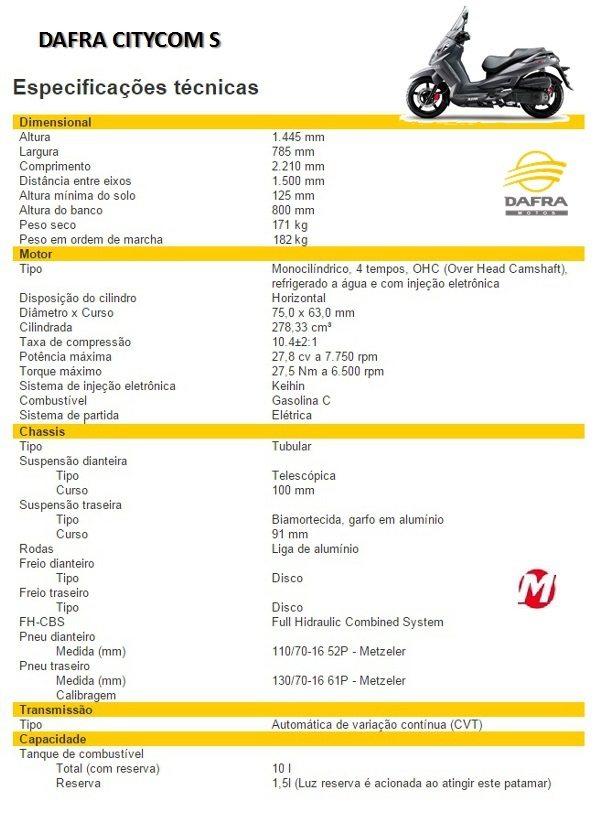 DafraCitycomS_FichaTec