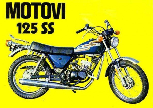Harley-Davidson Motovi 125, comercializada no Brasil no final dos anos 1970