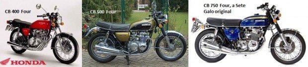 As importadas mais colecionáveis da Honda - década de 1970