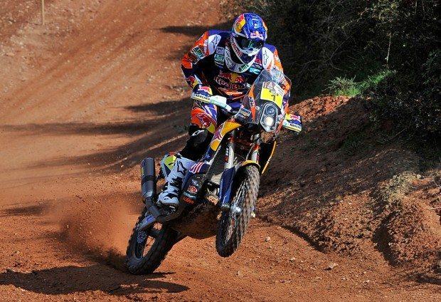Marc Coma ganhou de presente da KTM a moto com a qual venceu o seu último Dakar em 2015 - divulgação