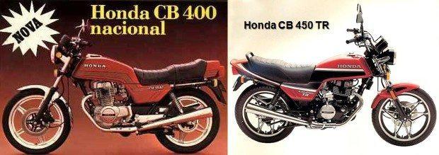 A CB 400 foi um marco na indústria brasileira de motocicletas