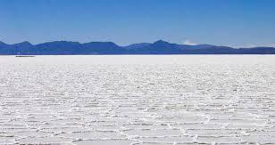 Salar de Uyuni, sal até onde a vista alcança