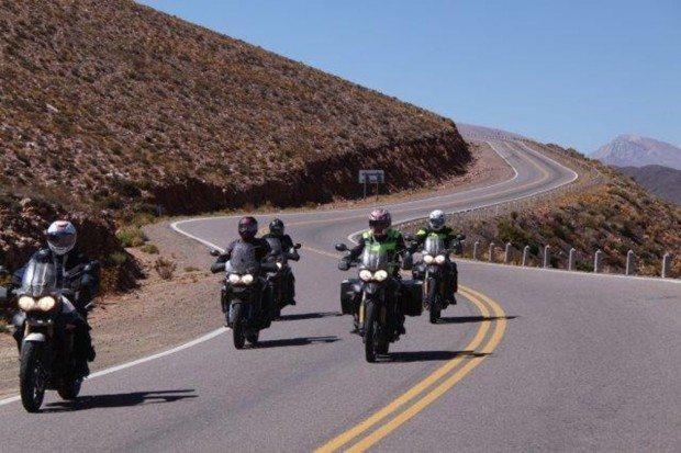 O Triumph Riding Experience é o programa de relacionamento da marca inglesa