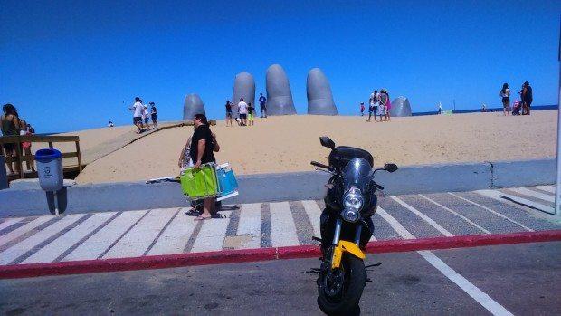La Mano Del Desierto em Punta Del Este