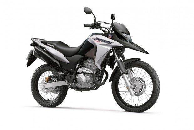 Honda XRE 300 2016 branco fosco
