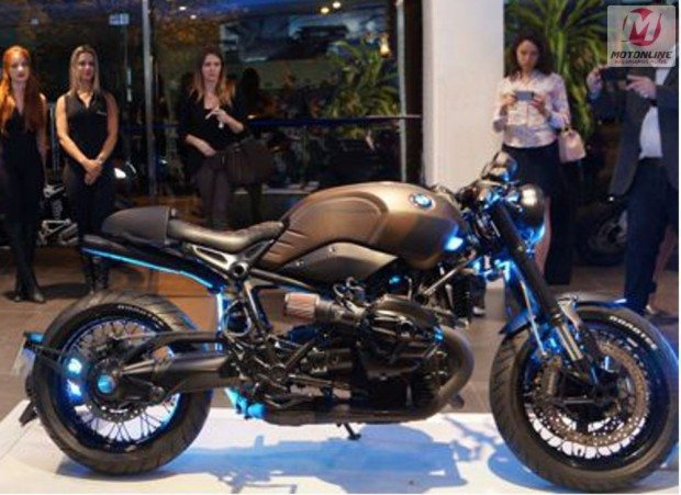 BMW R 1200 Nine T
