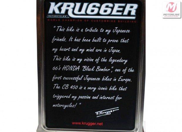 Black Bomber by Krugger