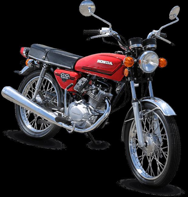 CG 125 Ecco - 1978