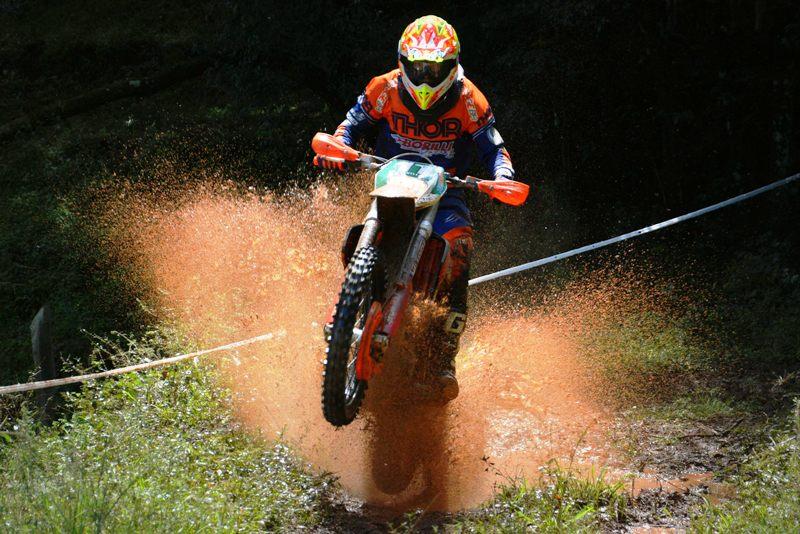 Bruno Crivilin, piloto da equipe Orange BH KTM vai competir na Copa O2BH Kawasaki Janjão Santiago / Y.Sports