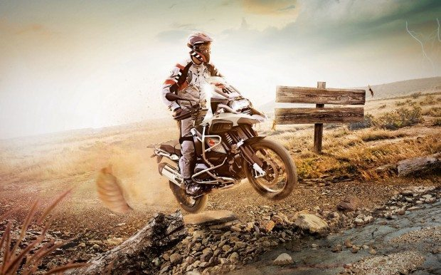 O BMW Motorrad GS Trophy International 2016 está sendo realizado na Tailândia