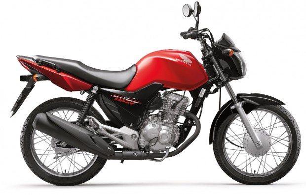 ... vermelha, ao preço público sugerido de R$ 7.390,00