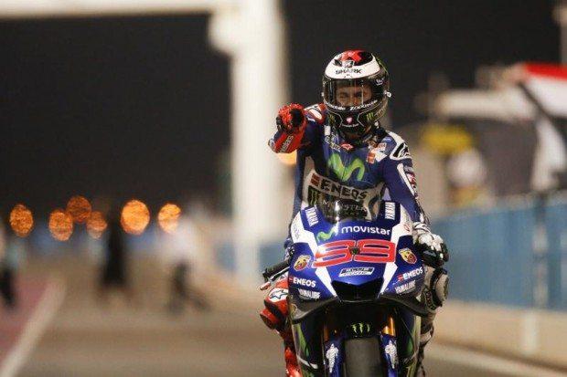 Jorge Lorenzo vence o Grande Prêmio do Qatar