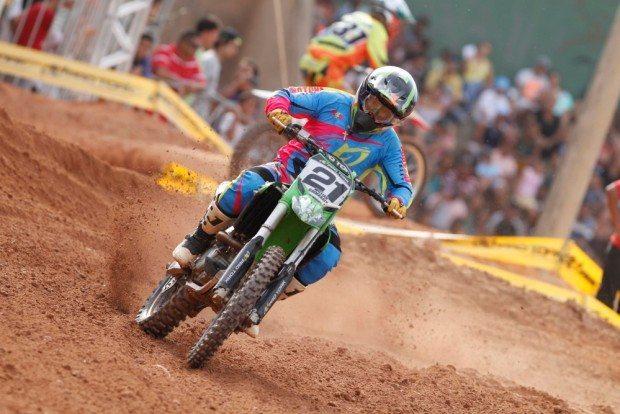 Willian Guimarães sai na frente nas MX3 e MX4 na abertura do Paranaense de Motocross - divulgação