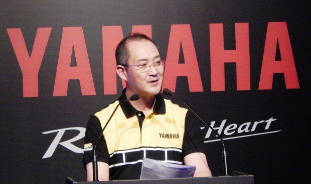 Otani: Yamaha está atuante e busca seu espaço