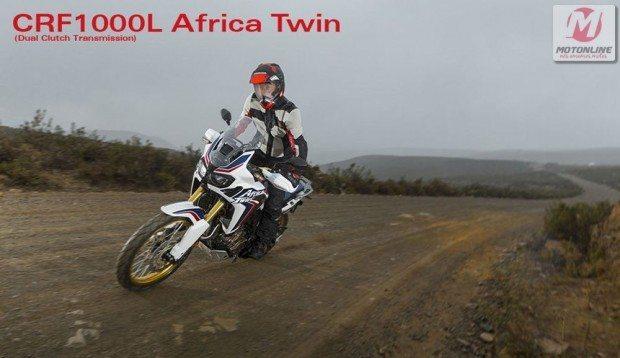 Honda Africa Twin chega ao Brasil no segundo semestre