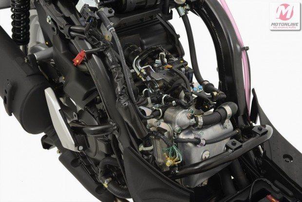 Motor 4 válvulas