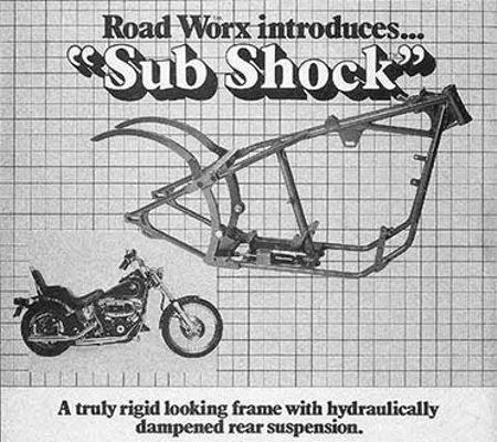 Propaganda do Sub Shock dos anos 80