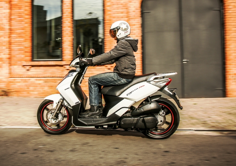 Scooter Cityclass 200i por R$9.990,00 à vista