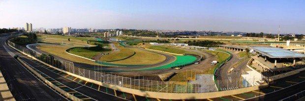 Autódromo de Interlagos (Foto de Jose Cordeiro)