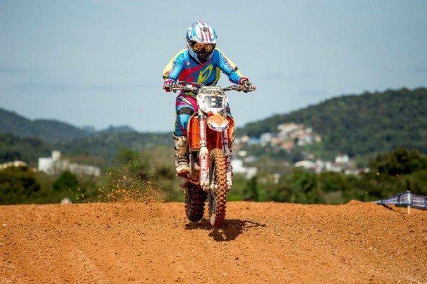 Maiara venceu na categoria feminina, MXF