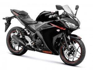 Moto é usada na categoria SuperStreet do SuperBike Brasil,comprovando sua esportividade