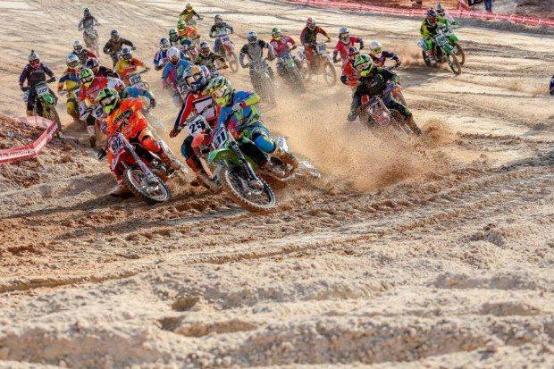 Primeira etapa do Brasileiro de Motocross Pró acontecerá em Limeira (SP). Foto: Thyago Lorentz/Arquivo CBM