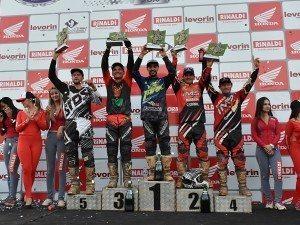 Jorge Balbi venceu na MX3 em grande dia. Também correu pela MX1