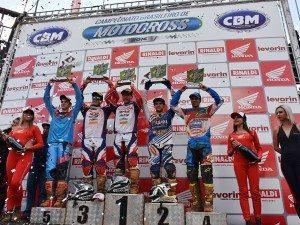 Na MX2 vitória de Gustavo Pessoa, que já havia vencido a mesma prova em 2015