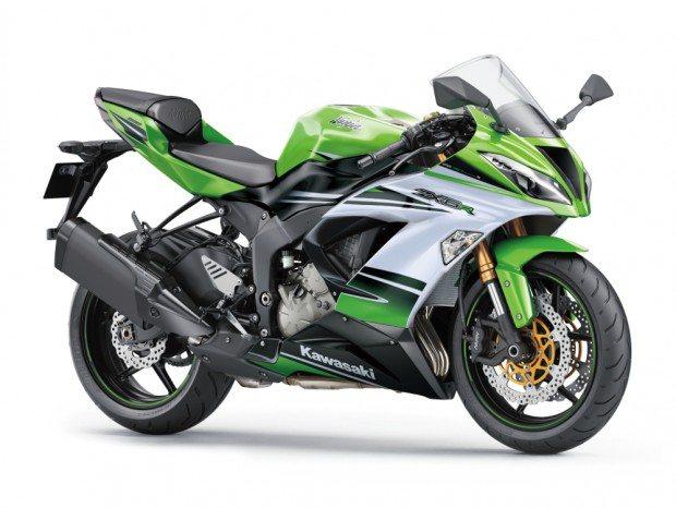 A Kawasaki está fazendo promoção para vários modelos de motos
