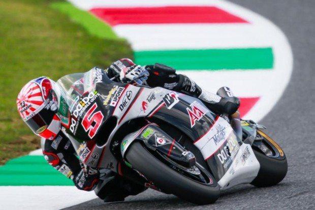 Johann Zarco assume a liderança da Moto2™ após vitória no GP da Itália