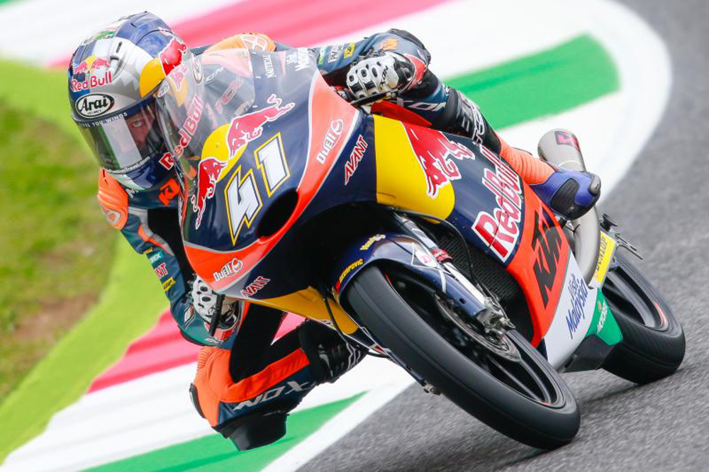 Brad Binder vence na Itália e abre pontos de vantagem sobre o segundo colocado Jorge Navarro