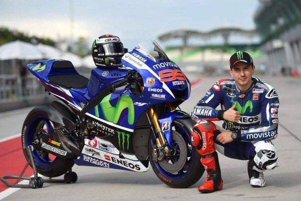 Jorge Lorenzo deixa a Yamaha e passa correr pela Ducati em 2017