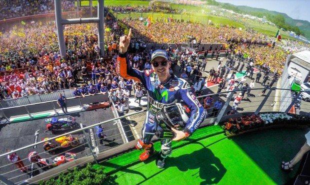 Jorge Lorenzo é seguramente o melhor piloto de moto da atualidade
