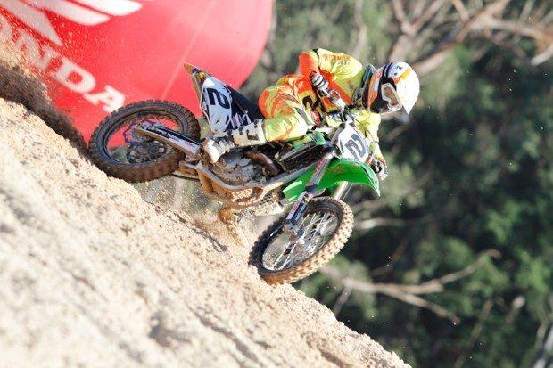 Chumbinho conquista seu 24º título do motocross nacional