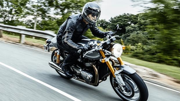 Autêntica café racer, moto tem em um de seus fortes o alto torque