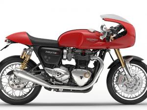 """""""Inspiration Kit Track Racer"""" lembra muito os motos de competição"""