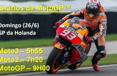 Neste domingo tem MotoGP™