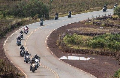 Indian Motorcycle esteve no Bikerfest Tiradentes