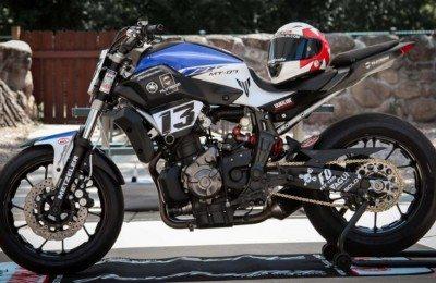 Rafael Paschoalin será piloto oficial da Yamaha no P