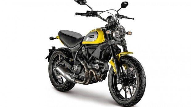 Scrambler Icon é um dos modelos que compõe a promoção para julho da Ducati. Além de desconto no preço, modelo conta com seguro grátis por um ano ou financiamento com taxa zero