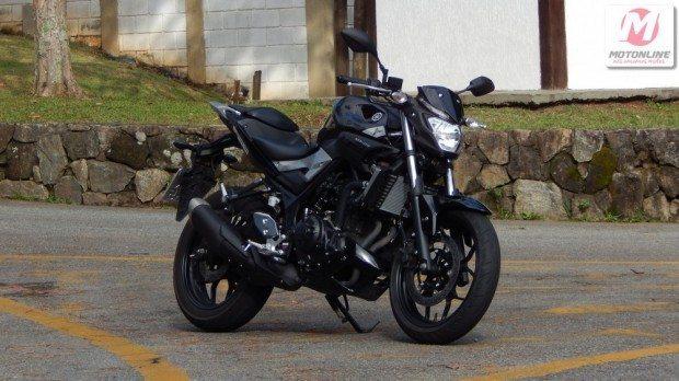 A pequena Naked da Yamaha tem performance de gente grande