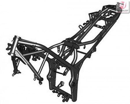 Mesmo chassi da Yamaha R3 nessa Naked se mostrou muito acertado também, principalmente pela boa distribuição de massas