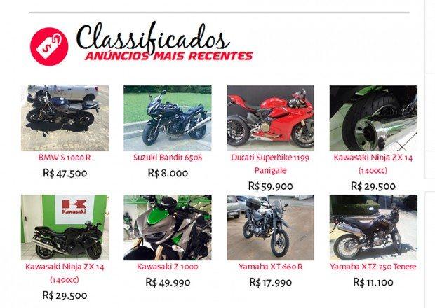 Tá pensando em comprar ou vender uma moto usada? Faça isso sem gastar nada e para um público específico, que ama motos! Conheça o Classificados e o Guia de Motos do Motonline