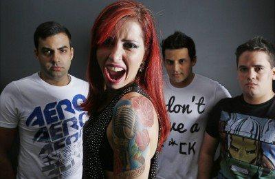 Banda Faixa Etária se prepara para levar muito rock para novos encontros de motos