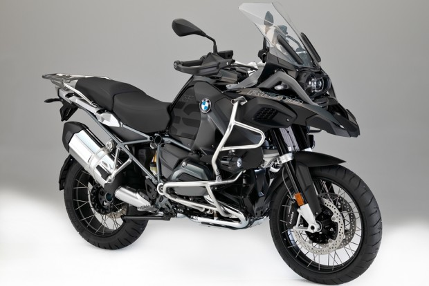 BMW R 1200 Adventure Triple Black