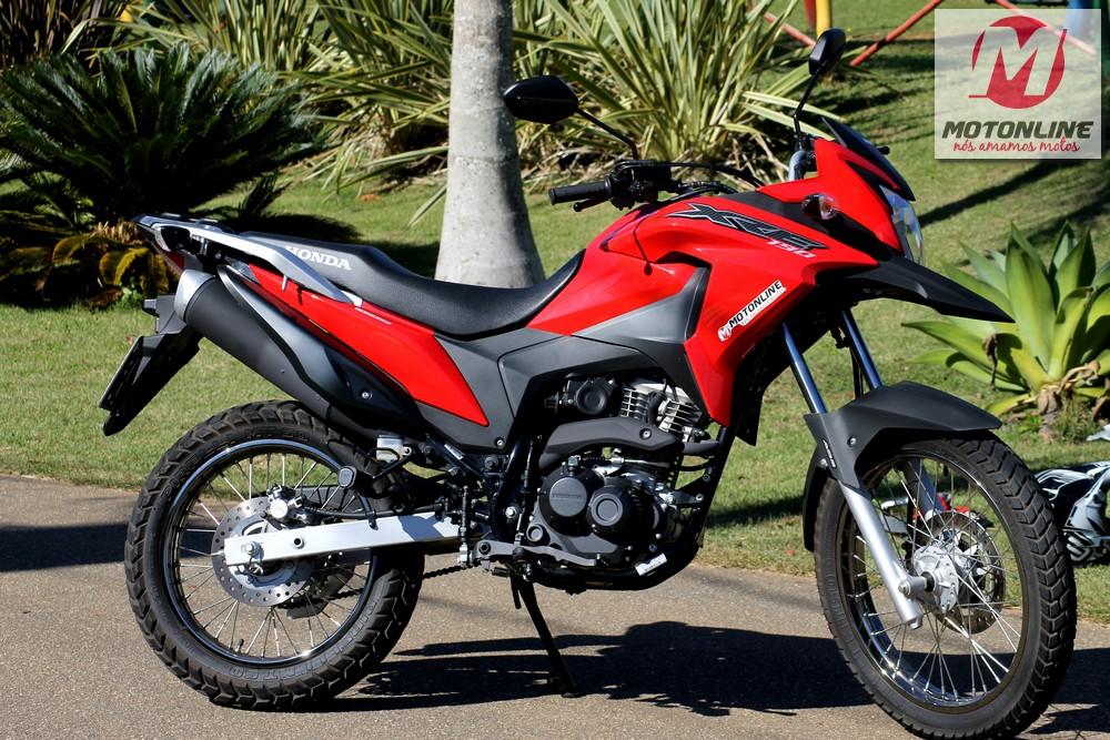 Teste Honda XRE 190: ousada e divertida | Motonline
