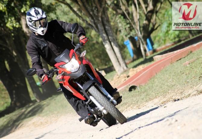 Teste Honda XRE 190: ousada e divertida