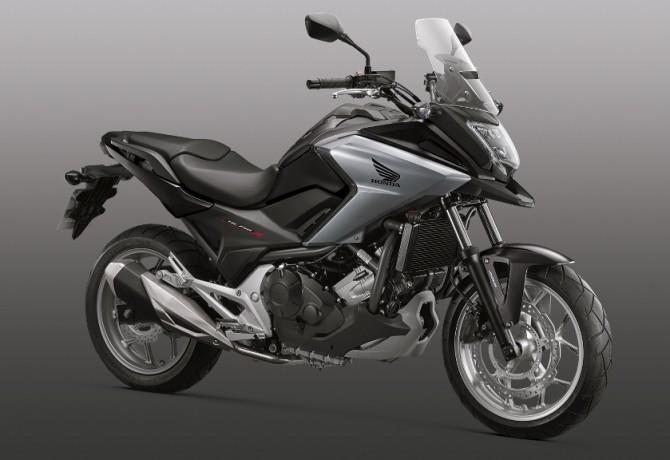 Nova Honda NC 750X: pra quem dita o próprio caminho