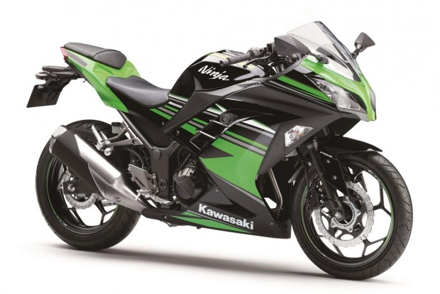 Ninja 300 ABS – Kawasaki Racing Team Replica
