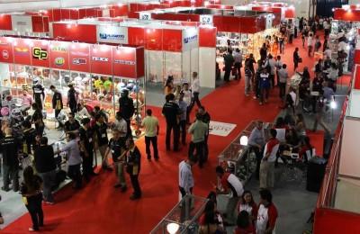 Maior feira do segmento, o evento reúne as principais empresas do setor